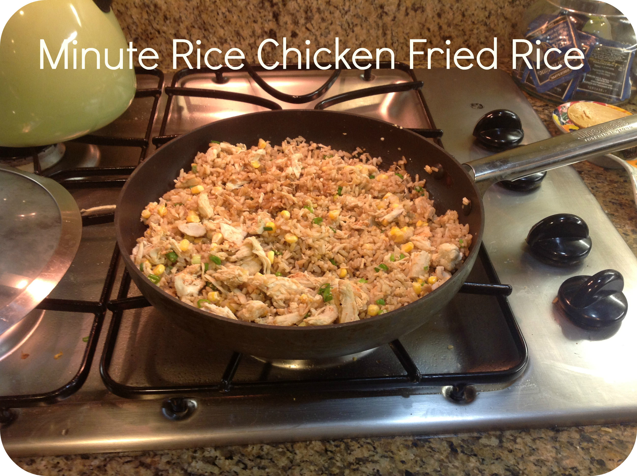 April's Chicken Fried Rice Recipe — Dishmaps